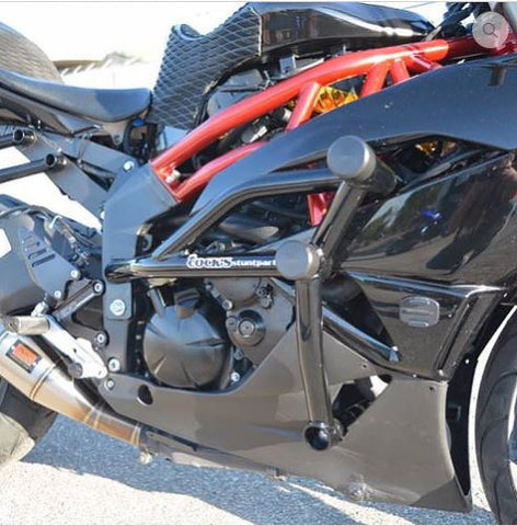 Cock's 09-12 ZX6 Full Cage