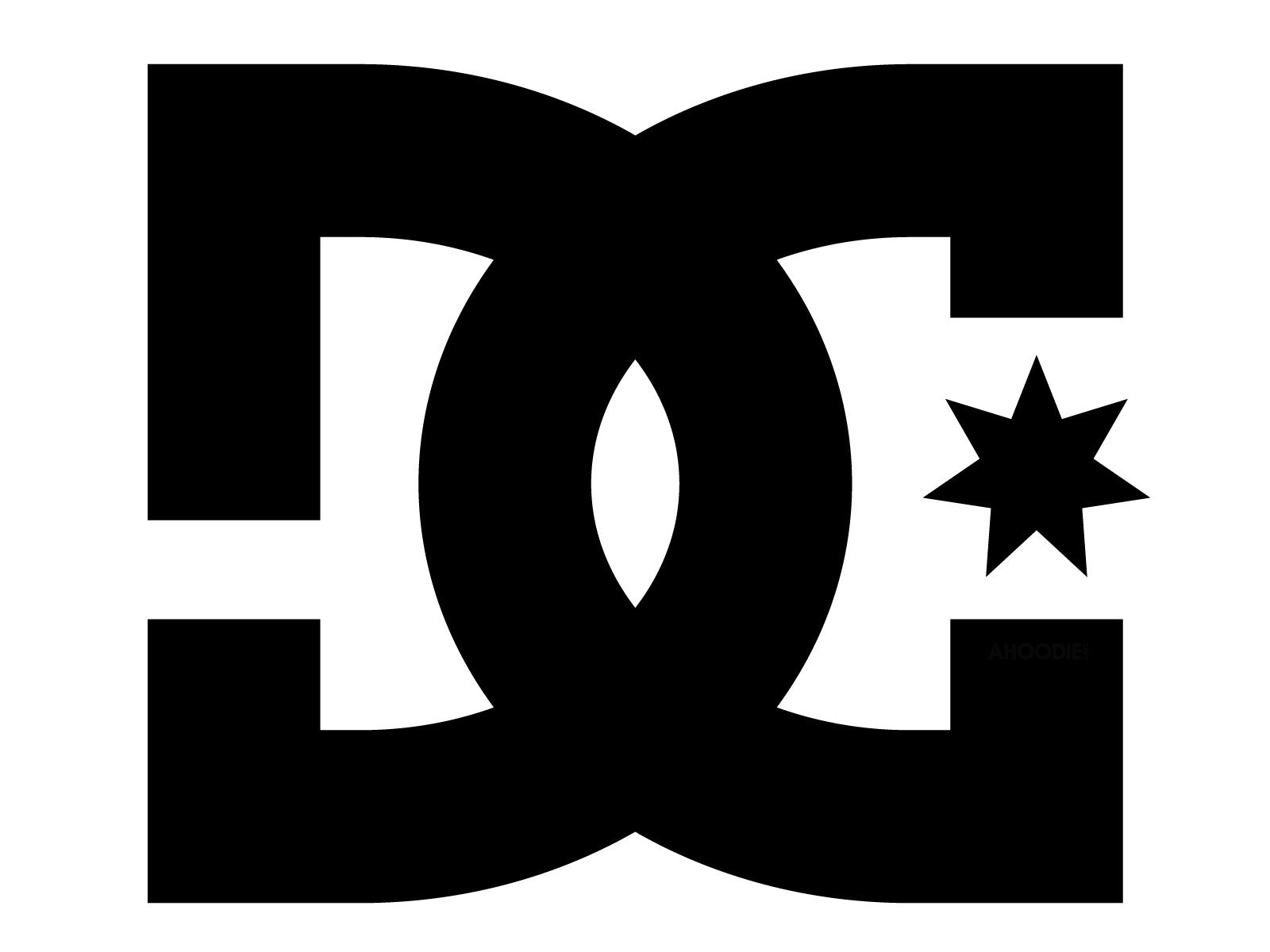 DC Logo Decal / Sticker