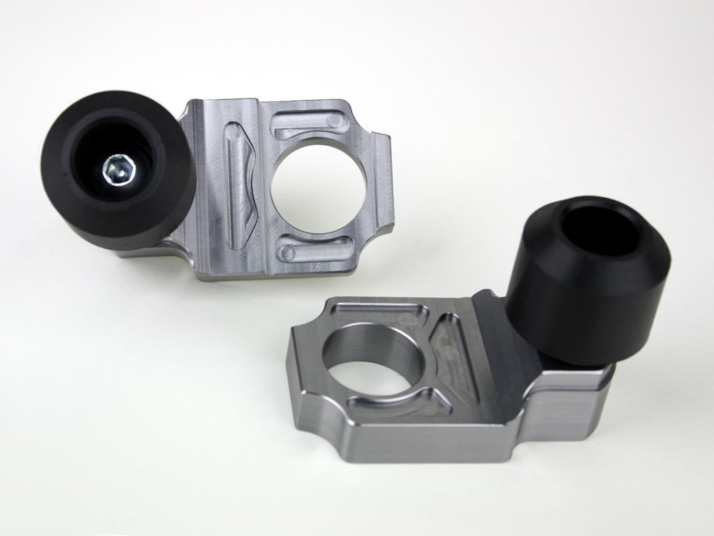 Driven Racing Axle Block Sliders Daytona 675: Triumph - Tacticalmindz.com