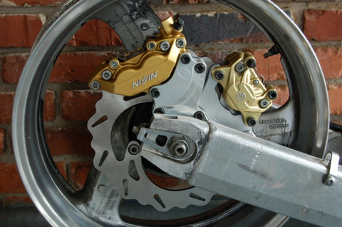 HHD 600RR Big Rotor Kit FR/Brembo