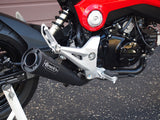 Brock's Performance Grom ShortMeg 2 Exhaust - Tacticalmindz.com