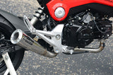 Brock's Performance Grom ShortMeg 2 Exhaust