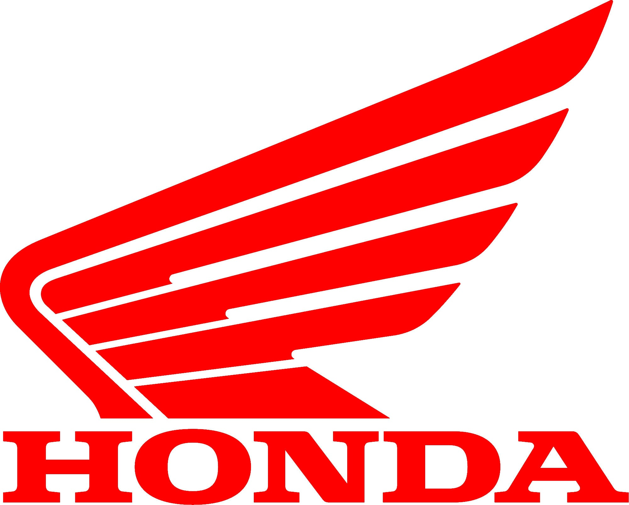 Honda logo decal sticker