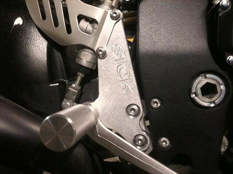 Sick Innovations 04-05 Suzuki GSXR 600/750 Rearsets