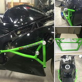 Sick Innovation ZX6R/636 Dual Slider Crash Cage