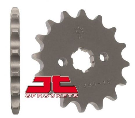 JT Sprockets - JTF249 STEEL SPROCKETS - MSX125 KLX110 DRZ110 Z125