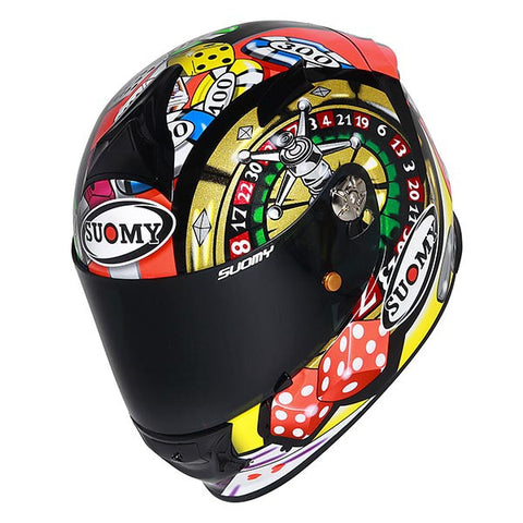 Suomy SR Sport Gamble Full Face Helmet
