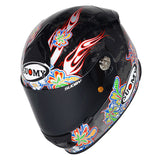 Suomy SR Sport Flower Full Face Helmet - Tacticalmindz.com