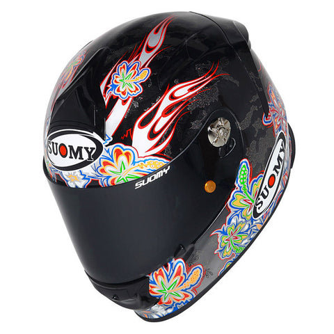 Suomy SR Sport Flower Full Face Helmet