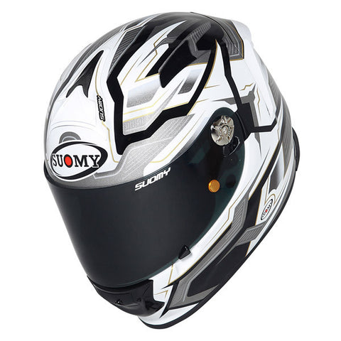 Suomy SR Sport Diamond Grey Full Face Helmet