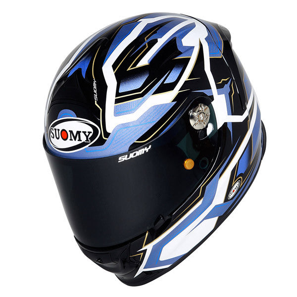 Suomy SR Sport Diamond Blue Full Face Helmet