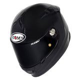 Suomy SR Sport Plain Black Full Face Helmet - Tacticalmindz.com