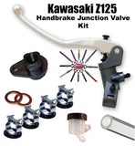 Kawasaki Z125 Junction Handbrake Kit - Tacticalmindz.com