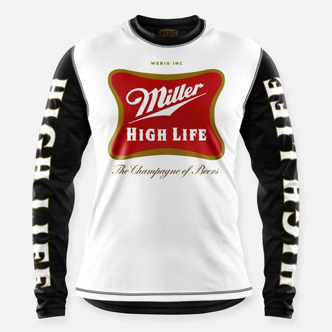 WeBig High Life Jersey White/Black