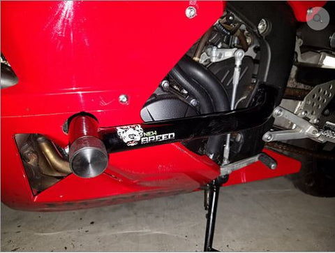 New Breed Honda CBR600RR Race Rails 2013-2016