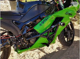 New Breed Kawasaki ZX6R IRX4 Crash Cage 2007-2008 - Tacticalmindz.com