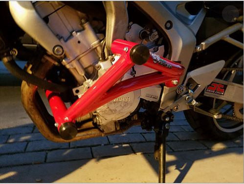 New Breed Yamaha FZ6 Crash Cage 2006-2009 - Tacticalmindz.com