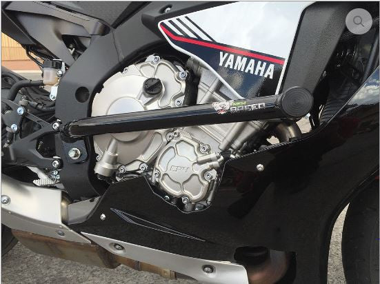 New Breed Yamaha R1 R1m Race Rails 2015 2016