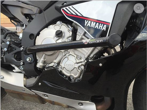 New Breed Yamaha R1/R1M Race Rails 2015-2016
