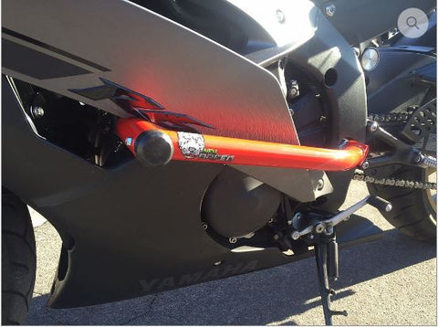New Breed Yamaha R6 Race Rail 06-15