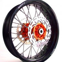 Warp 9 Supermoto Rear Wheel
