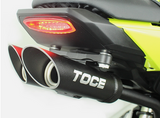 Toce Performance Honda Grom Exhaust (17+)
