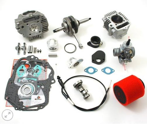 TB parts - Stroker Kit 3 - XR70 CRF70