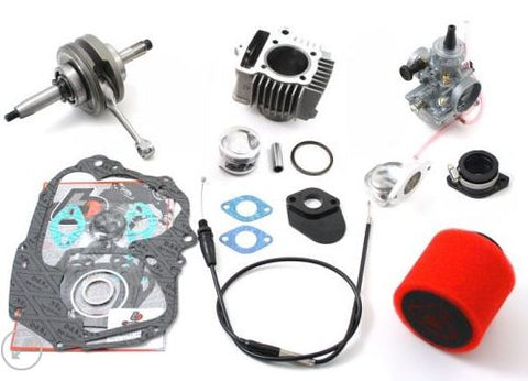 TB Parts - Stroker Kit 5 - XR70 CRF70
