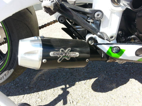 StunterX Slip-On Exhaust