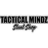Tactical Mindz Stunt Shop Decal / Sticker