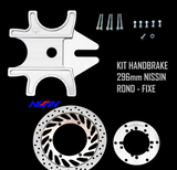 JokeRiders Triple Caliper Full Handbrake Kit - Tacticalmindz.com