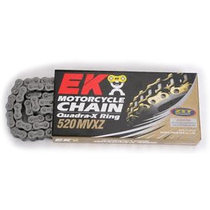 EK 520 MVXZ Gold X-Ring Chain