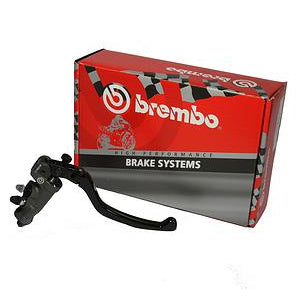 Brembo Radial 16x18 Folding Long Lever Master Cylinder