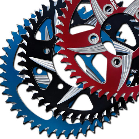 Vortex Racing Color Aluminum Rear Sprockets