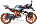 1FNGR GP Slip-On Exhaust - 2015+ KTM 390 Duke/RC390