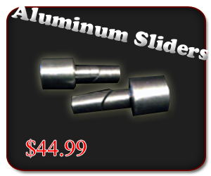 Sick Innovations: Aluminum Sliders