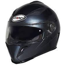 Suomy Halo Anthracite Helmet - Tacticalmindz.com