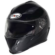 Suomy Halo Gloss Black Helmet