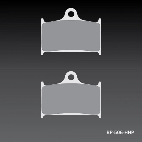 Renthal RC-1 Sports Brake Pad BP-506-HHP