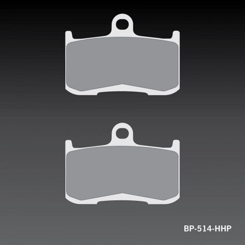 Renthal RC-1 Sports Brake Pad BP-514-HHP
