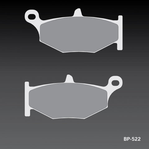 Renthal RC-1 Sports Brake Pad BP-522