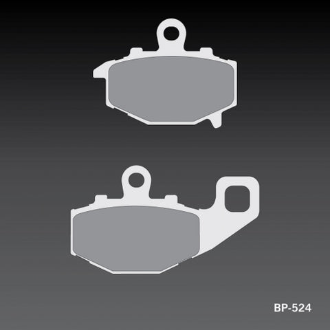 Renthal RC-1 Sports Brake Pad BP-524
