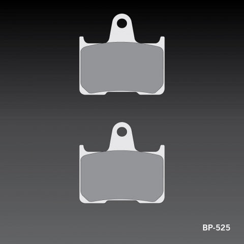 Renthal RC-1 Sports Brake Pad BP-525