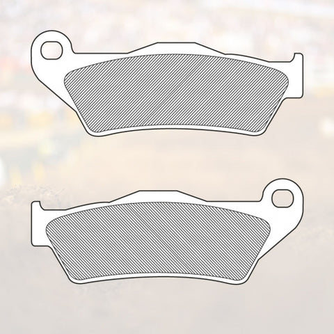 Renthal RC-1 Works Brake Pad BP-107