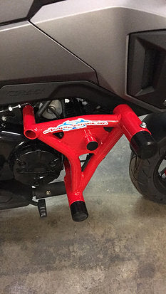 ATown Customs Honda Grom Crash Cage