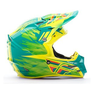 Fly Racing F2 Carbon MIPS Short Replica Helmet