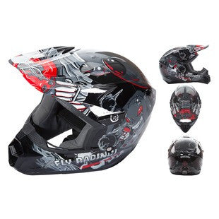 Fly Racing Youth Kinetic Invasion Helmet