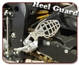 Sick Innovations Grenade Heel Guards: Yamaha