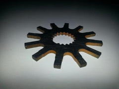 Adjustable Ninja Star: Honda F4i