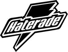 Haterade Sticker Decal / Sticker